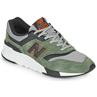 Chaussures Homme Baskets basses New Balance 997 Kaki / Orange