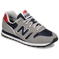 Chaussures Homme Baskets basses New Balance 373 Gris / Bleu / Rouge