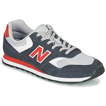 Chaussures Homme Baskets basses New Balance 393 Bleu / Rouge