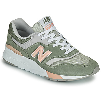 Chaussures Femme Baskets basses New Balance 997 Gris / Rose