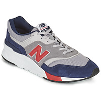 Chaussures Homme Baskets basses New Balance 997 Bleu / Rouge