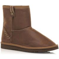 Chaussures Femme Bottines MTNG 50081 Marron