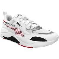 Chaussures Homme Baskets basses Puma Ferrari race x-ray 2 Blanc