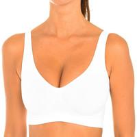 Sous-vêtements Femme Brassières Intimidea Reggiseno Kita  soutien-gorge galbant Blanc