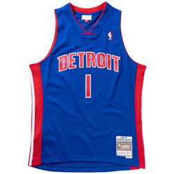 Vêtements T-shirts manches courtes Mitchell And Ness Maillot NBA Chauncey Billups D Multicolore