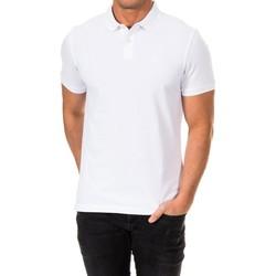 Vêtements Homme Polos manches courtes Hackett Gmt Dye Stretch Hackett Londres Blanc