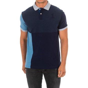 Vêtements Homme Polos manches courtes Hackett Polo M / Short Multicolore