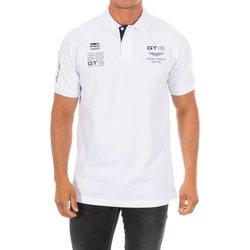 Vêtements Homme Polos manches courtes Hackett Polo Hackett Blanc