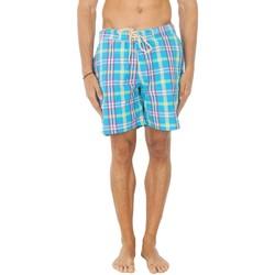 Vêtements Homme Maillots / Shorts de bain Hackett Maillot de bain Hackett Bermuda Bleu