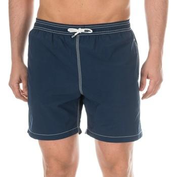 Vêtements Homme Maillots / Shorts de bain Hackett Maillot de bain  Bermuda Bleu