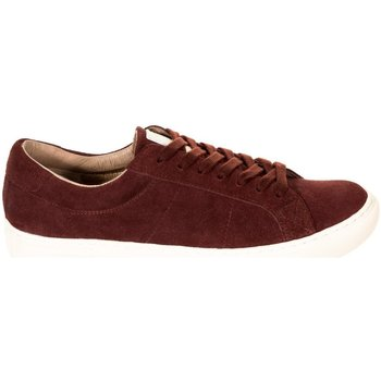 Chaussures Homme Baskets basses Hackett Semelle Fashion Cupsole Rouge