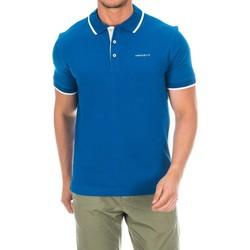 Vêtements Homme Polos manches courtes Hackett Polo de golf Bleu