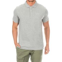 Vêtements Homme Polos manches courtes Hackett Polo de golf Gris