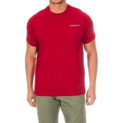 Vêtements Homme T-shirts manches courtes Hackett T-shirt de golf Rouge