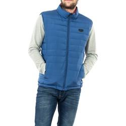 Vêtements Homme Doudounes Salsa siberian 8132 bleu
