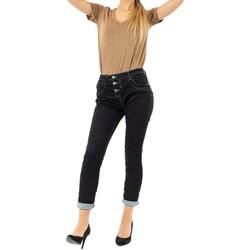 Vêtements Femme Jeans Please p41q 1670 blu denim bleu