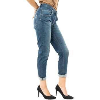 Vêtements Femme Jeans slim Please p1ym 1670 blu denim bleu