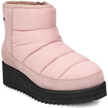 Chaussures Femme Bottes de neige UGG Botte  RIDGE Rose