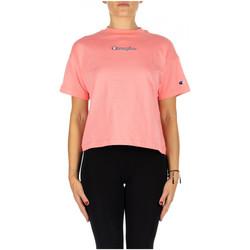 Vêtements Femme T-shirts & Polos Champion CREWNECK T-SHIRT ps125-sbp