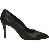 Chaussures Femme Escarpins Albano VITELLO nero