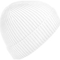 Accessoires textile Bonnets Beechfield BC380 Blanc
