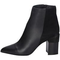 Chaussures Femme Low boots Marlena MARLENA  A800V2 BOTTES Femme NOIR NOIR