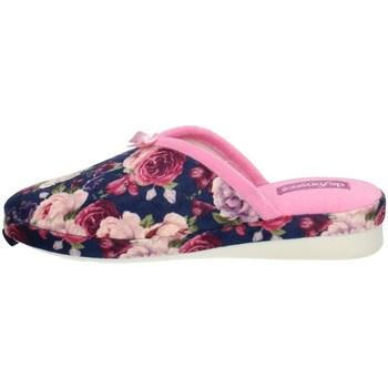 Chaussures Femme Chaussons De Fonseca VERONA I W500 ROSE