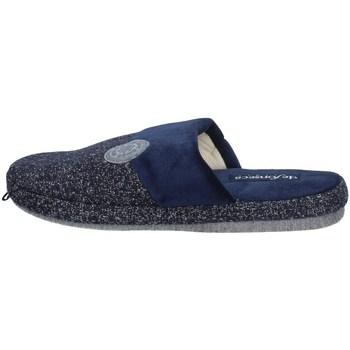 Chaussures Homme Mules De Fonseca ROMA TOP I M631 BLEU