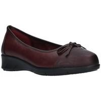 Chaussures Femme Ballerines / babies Balleri 2061-4 Mujer Burdeos rouge