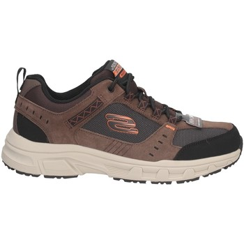 Chaussures Homme Baskets basses Skechers 51893/CHBK Basket homme MARRON MARRON