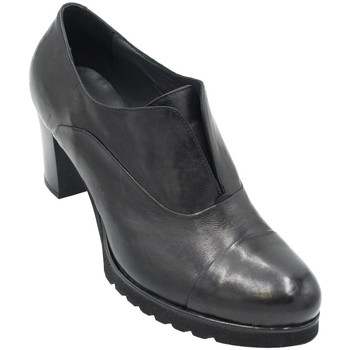 Chaussures Femme Low boots Angela Calzature ANSANGC1913nr nero