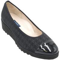 Chaussures Femme Ballerines / babies Angela Calzature ANSANGC6403nr nero