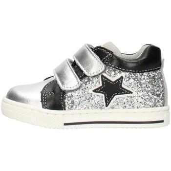 Chaussures Fille Baskets basses Balocchi 606224 argent