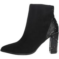 Chaussures Femme Bottines Menbur 21956 Noir