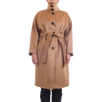 Vêtements Femme Manteaux Pennyblack 20140120 Manteau femme chameau chameau