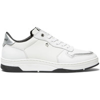Chaussures Homme Baskets basses Azzaro JUMPING Blanc Blanc