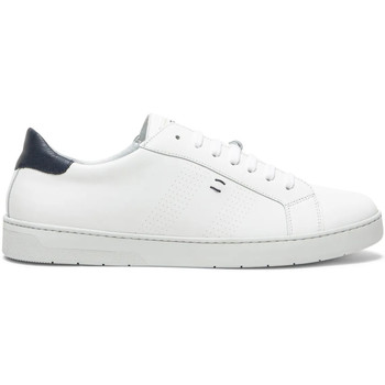 Chaussures Homme Baskets basses Azzaro CLAN Blanc Blanc