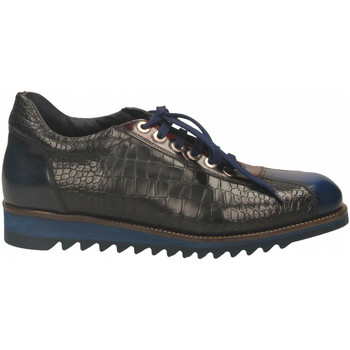 Chaussures Homme Baskets basses Edward's DUOMO nero