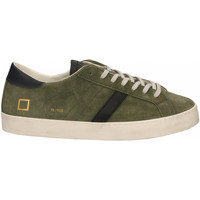 Chaussures Homme Baskets mode Date HILL LOW SUEDE army