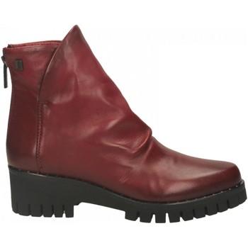 Chaussures Femme Bottines Fabbrica Dei Colli ADD rosso