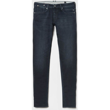 Vêtements Homme Jeans Japan Rags Jeans 700/11 slim reggi bleu noir BLUE / BLACK