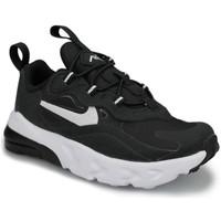Chaussures Garçon Baskets basses Nike Air Max 270 React Bébé Noir Noir