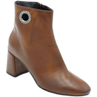 Chaussures Femme Bottines Angela Calzature ANSANGX056023mr marrone