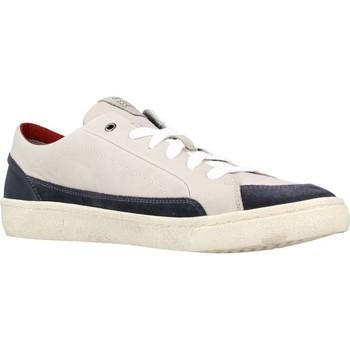 Chaussures Homme Baskets basses Geox U WARLEY Beige