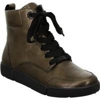 Chaussures Femme Bottines Ara Rom Sport St Hs Marron
