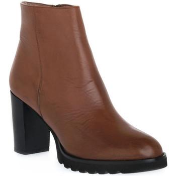 Chaussures Femme Bottines Priv Lab 906 CUOIO Marrone