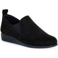 Chaussures Femme Mocassins Grunland NERO CESI Nero