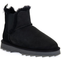 Chaussures Femme Bottines EMU THRESHER Nero