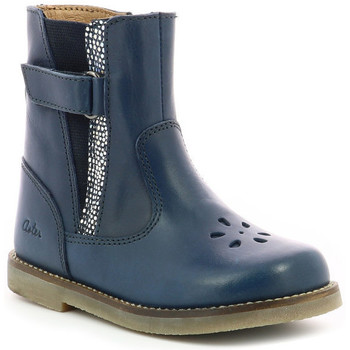 Chaussures Fille Boots Aster Saveta MARINE