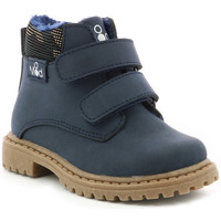 Chaussures Garçon Boots Mod'8 Tinao MARINE